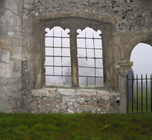Ruined Window Premade Background by Nolamom3507