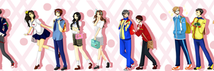 Go LatinHetalia School 2012 by NoobHaru