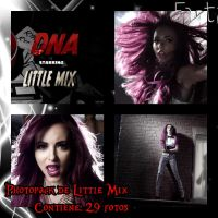 Little Mix Photopack  DNA by Camyloveonedirection