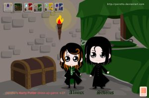 severus snape and... by Almiux19