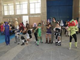 LoL Cosplay Jerez 2011 - 12 by Ragamuffyn