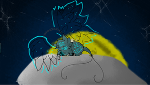 dragonblue, your eggy hatched by hawkkit111