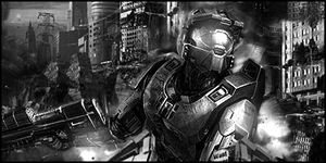 Halo by Tortuegfx