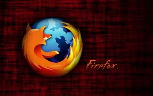 Firefox Red by HATE-LOVE-FEAR-ANGER
