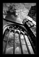Temple Church Bristol by northernmonkeyz