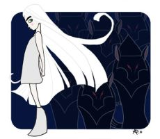 Aisling ::Day 8 - Favourite Animated Character:: by sohalia