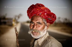 A Rabari Man by poraschaudhary