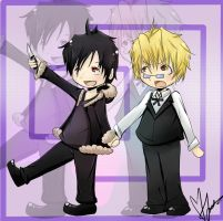 Art trade with Pitchperfect xD by Maisami-chan