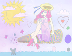 Pastel World - Itari247 Contest Entry by XxmimixX2