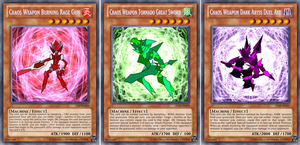3 Chaos Weapons Rebooted by Dell-AD-productions