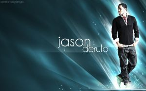 Jason Derulo Desktop Wallpaper by jamesy165
