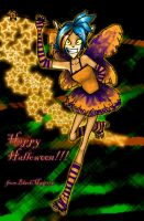 Magpie is the Halloween Fairy by BlackMage339