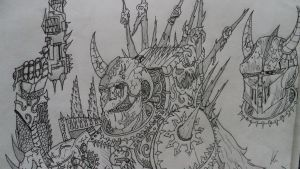 Chaos Lord by oozy5000