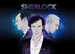 SHERLOCK - DARK by RedPassion