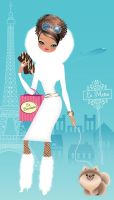 Parisienne by minercia