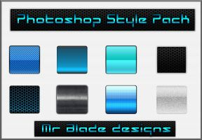 Photoshop Style Pack by Mr-Blade