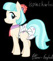 Coco Pommel in Diapers by Oliver-England