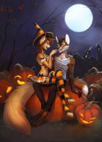 Hallowen by Orphen-Sirius