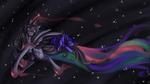 MLP : Aura of the Stars by hiei14