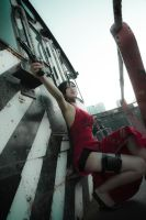 Ada - resident evil 4 by FantasiaWing