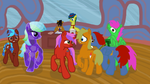 Story League: Checking in by Legend-Seeker-MLP