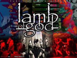 Lamb of God Wallpaper by pazz