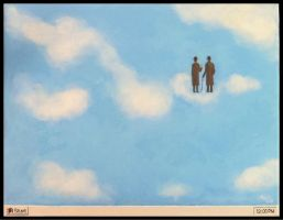 Magritte 95 by bethlerman