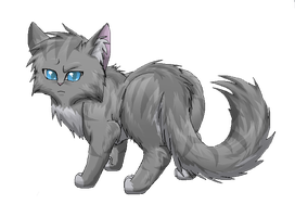 .:Jayfeather:. by StormFalconFire