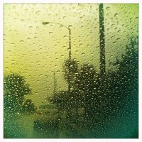 I love the Rain in L.A. by ellenherbert