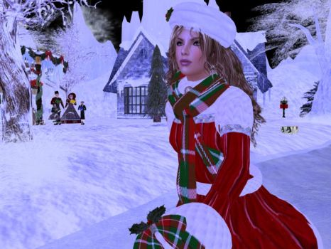 Tis the Season by BevAnnieEnchanted