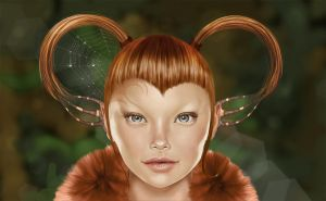 Forrest Elf by roes