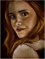 Hermione by Himey