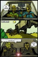 EL Peso Hero Issue 1 pg.1 by NeoHec