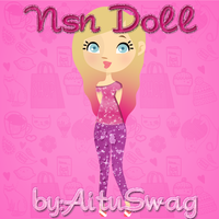 NSN Doll .PNG by LightAddiction