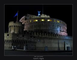 photo Castel S Angelo by syrus