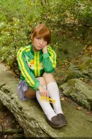 Bored (Chie Satonaka) by senseNcreativity