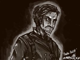 Booker DeWitt by Falcolf