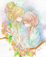 You Are My Happiness. by Kaiami