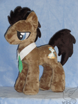 Doctor Hooves for Shellbullet by WhiteDove-Creations