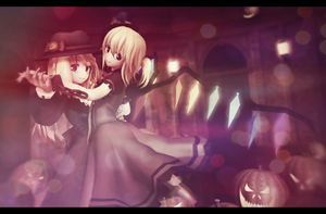Let's Dance in the Scarlet Devil Mansion! by MoonyWitcher