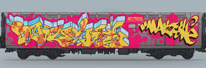 MAKE - All-City Wholecar by rustymarc