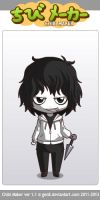 Jeff the Killer by JEFF-the-shy-killer