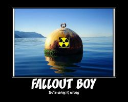 Fallout Bouy by Lirtista