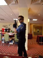 Wesker at Anime Detroit 2010 by CynicalSniper