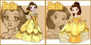 Patch Redux: Belle by Street-Angel