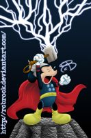 Mouse Of Thunder by RCBrock