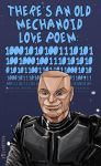 Red Dwarf Valentine Card - Kryten by JollyRotten