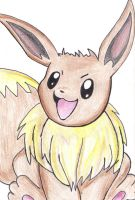 Eevee Again by jackstar93