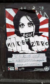 Poster by uh