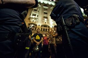 Face to Face by BaciuC